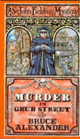 9780316876261: Murder in Grub Street