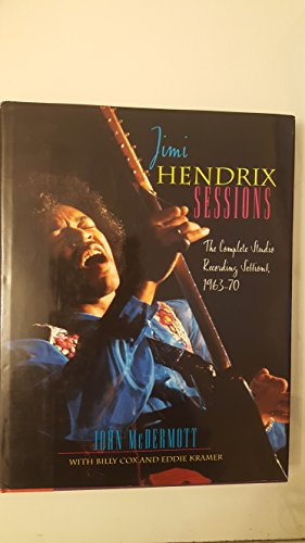 9780316876667: Jimi Hendrix Sessions: The Complete Studio Recording Sessions, 1963-70