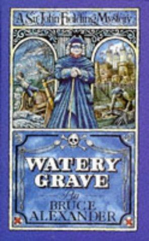 9780316881005: Watery Grave (Sir John Fielding)