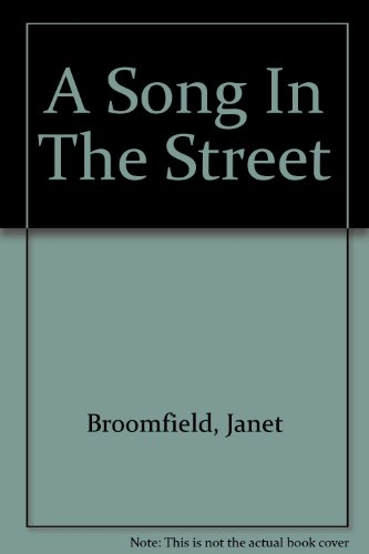 9780316881289: A Song in the Street