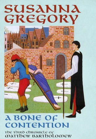 9780316882804: A Bone Of Contention: 3: The Third Chronicle of Matthew Bartholomew (Chronicles of Matthew Bartholomew)