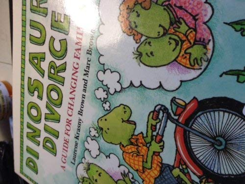 9780316889377: Dinosaurs Divorce: A Guide for Changing Families