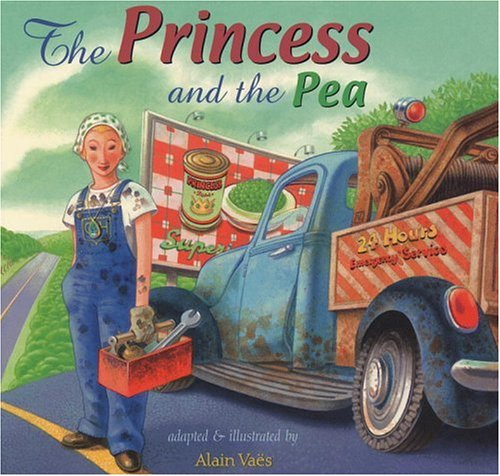 9780316896337: The Princess and the Pea