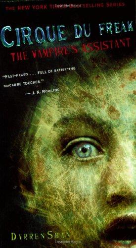 cirque du freak  The Vampire's Assistant (Cirque Du Freak Book 2) by Shan, Darren ...
