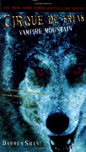 9780316905749: Vampire Mountain (Cirque Du Freak: the Saga of Darren Shan (Mass Market))