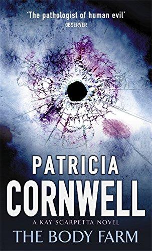 The Body Farm SIGNED COPY: Cornwell, Patricia D.