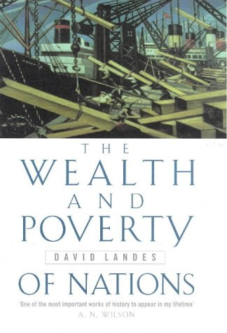9780316908672: Wealth And Poverty Of Nations