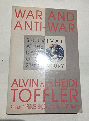 9780316909518: War & Anti-War In 21St Century