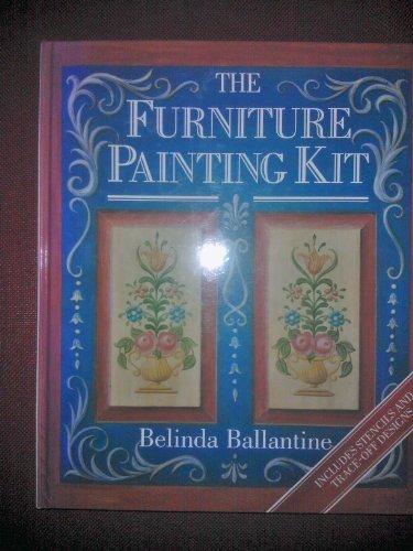 9780316910675: Furniture Painting Kit