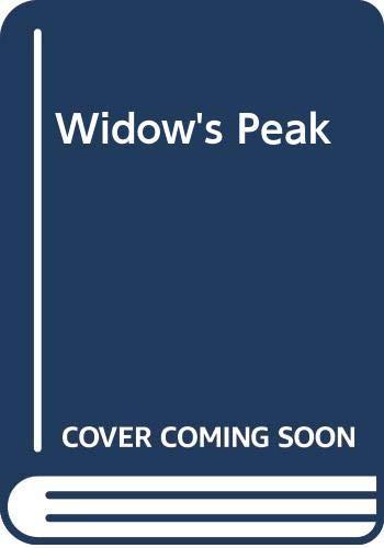 Widow's Peak: Linscott, Gilliian
