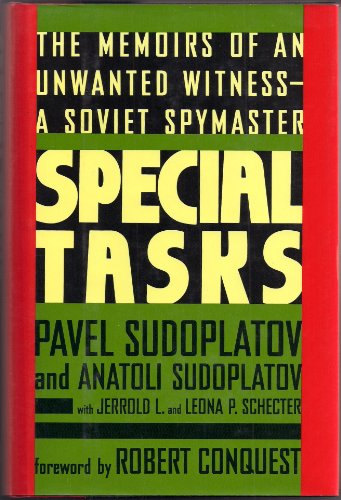 9780316912174: Special Tasks: The Memoirs of an Unwanted Witness