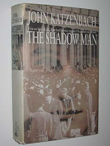9780316913102: The Shadow Man
