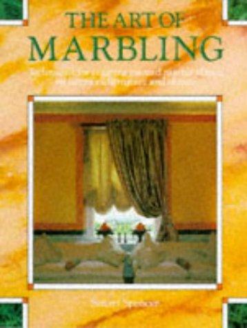 9780316913515: The Art of Marbling