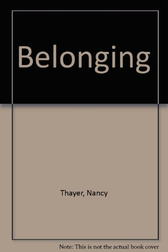 9780316913737: Belonging