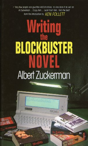 9780316914611: Writing A Blockbuster Novel