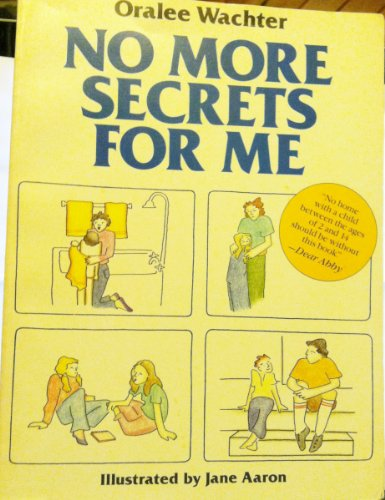9780316914901: No More Secrets for ME: A Note for Parents