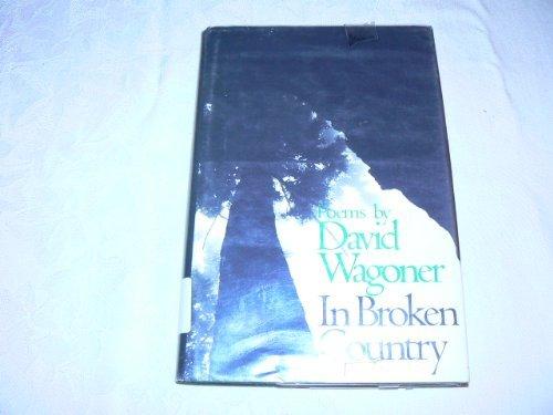 9780316917049: In broken country: Poems