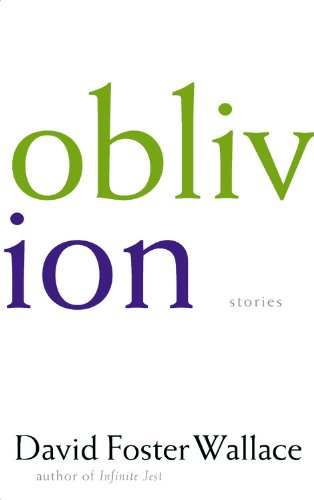 9780316919814: Oblivion: Stories