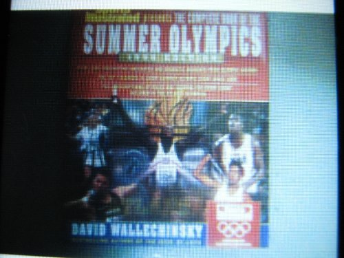 9780316920940: Sports Illustrated Presents the Complete Book of Summer Olympics 1996 (Complete Book of the Olympics)