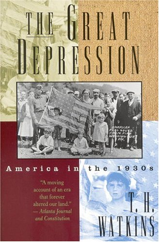 9780316924542: The Great Depression: America in the 1930s