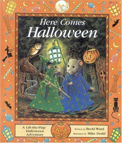 9780316924818: Here Comes Halloween!: A Lift-the-Flap Halloween Adventure