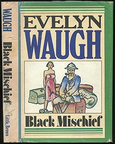 Black mischief: Evelyn Waugh