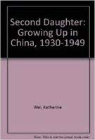 9780316928113: Second Daughter: Growing Up in China, 1930-1949