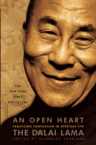An Open Heart: Practicing Compassion in Everyday Life (0316930938) by The Dalai Lama