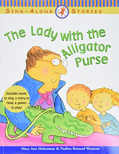 9780316931366: The Lady with the Alligator Purse