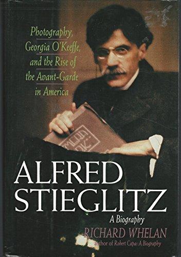 9780316934046: Alfred Stieglitz: A Biography