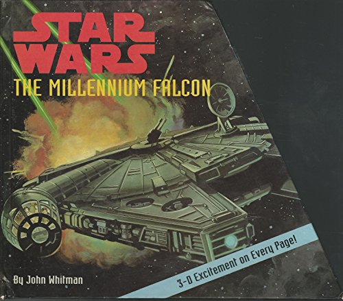 9780316935913: The Millennium Falcon: 3-D Excitement on Every Page (Star Wars)