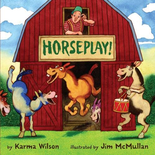 9780316938426: Horseplay!