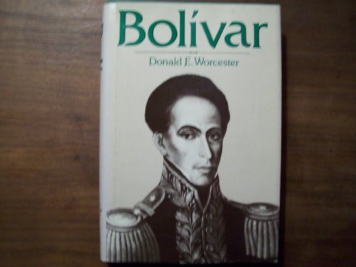 9780316953900: Bolivar (The Library of World Biography)