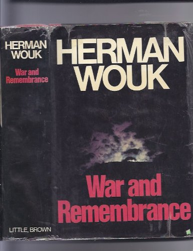 War and Remembrance (9780316955027) by Herman Wouk