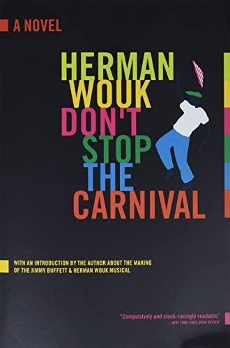 9780316955126: Don't Stop the Carnival: A Novel