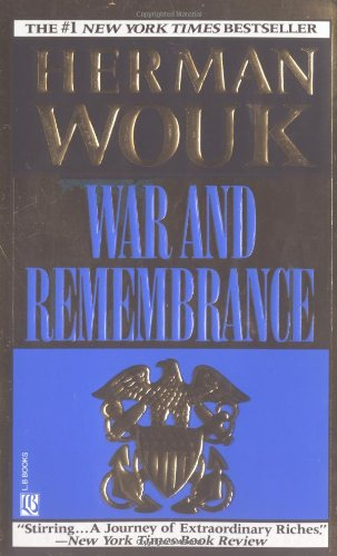 9780316955157: War and Remembrance: a Novel