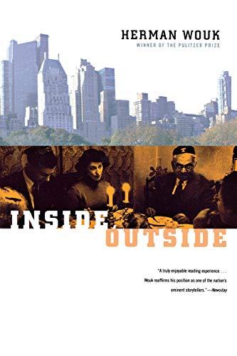 9780316955294: Inside, Outside: A Novel