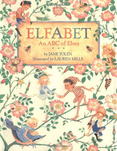 9780316968881: Elfabet: An ABC of Elves