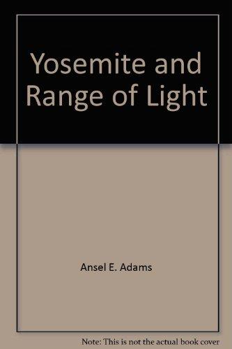 9780316969598: Yosemite and Range of Light