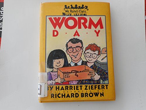 9780316987677: Worm Day (Professor Rose Series)