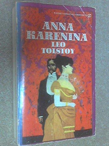 9780317002515: Anna Karenina (Signet Classic)