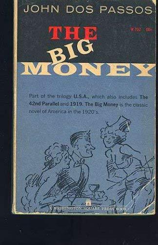9780317027952: The Big Money