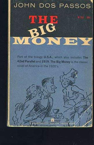 9780317027952: The Big Money