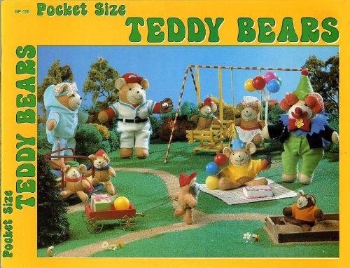 9780317031997: Pocket Size Teddy Bears