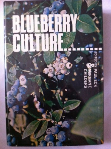 9780317037197: Blueberry Culture