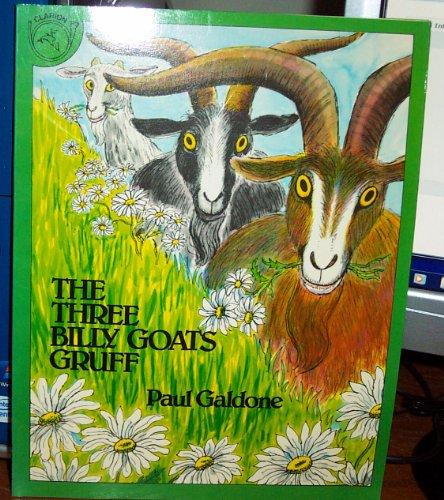 9780317043235: Three Billy Goats Gruff