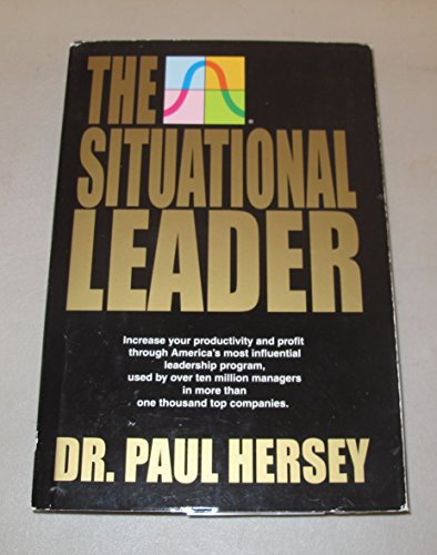 9780317139716: Situational Leader