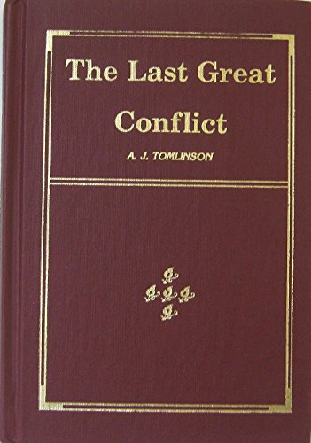 9780317141733: The Last Great Conflict