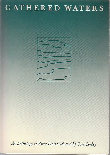 9780317172621: Gathered Waters: An Anthology of River Poems