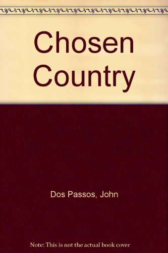 9780317279252: Chosen Country